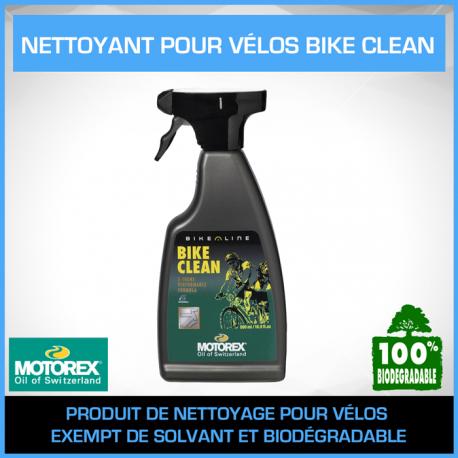 Nettoyant pour vélos