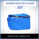 20 POUCES HOUSSE POUR VÉLO PLIANT