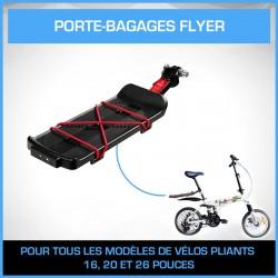 Porte-bagage Flyer Noir