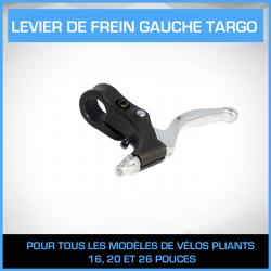 Levier de frein gauche en Aluminium TARGO