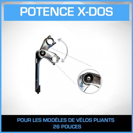 Potence X-DOS ergononomique