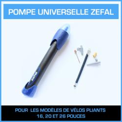 Pompe universelle ZEFAL