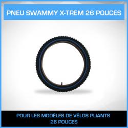 Pneu SWAMMY X-TREM 26 pouces