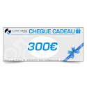 CHÈQUE CADEAU BLANC MARINE - 300 EUROS