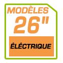"""VTT PLIANTS ÉLECTRIQUES 26"""""""