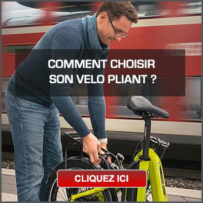 Choisir son vélo pliant
