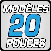 Vélos pliants modèles 20 pouces