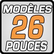 Vélos pliants modèles 26 pouces