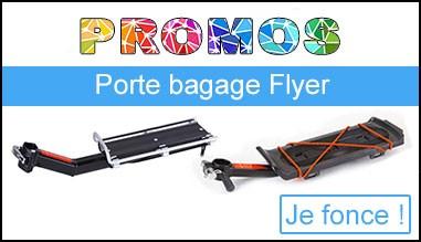 Porte bagage pour vélo pliant Blancmarine
